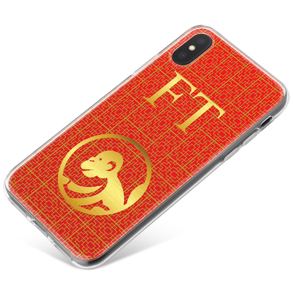 Chinese Zodiac- Year of the Monkey phone case available for all major manufacturers including Apple, Samsung & Sony