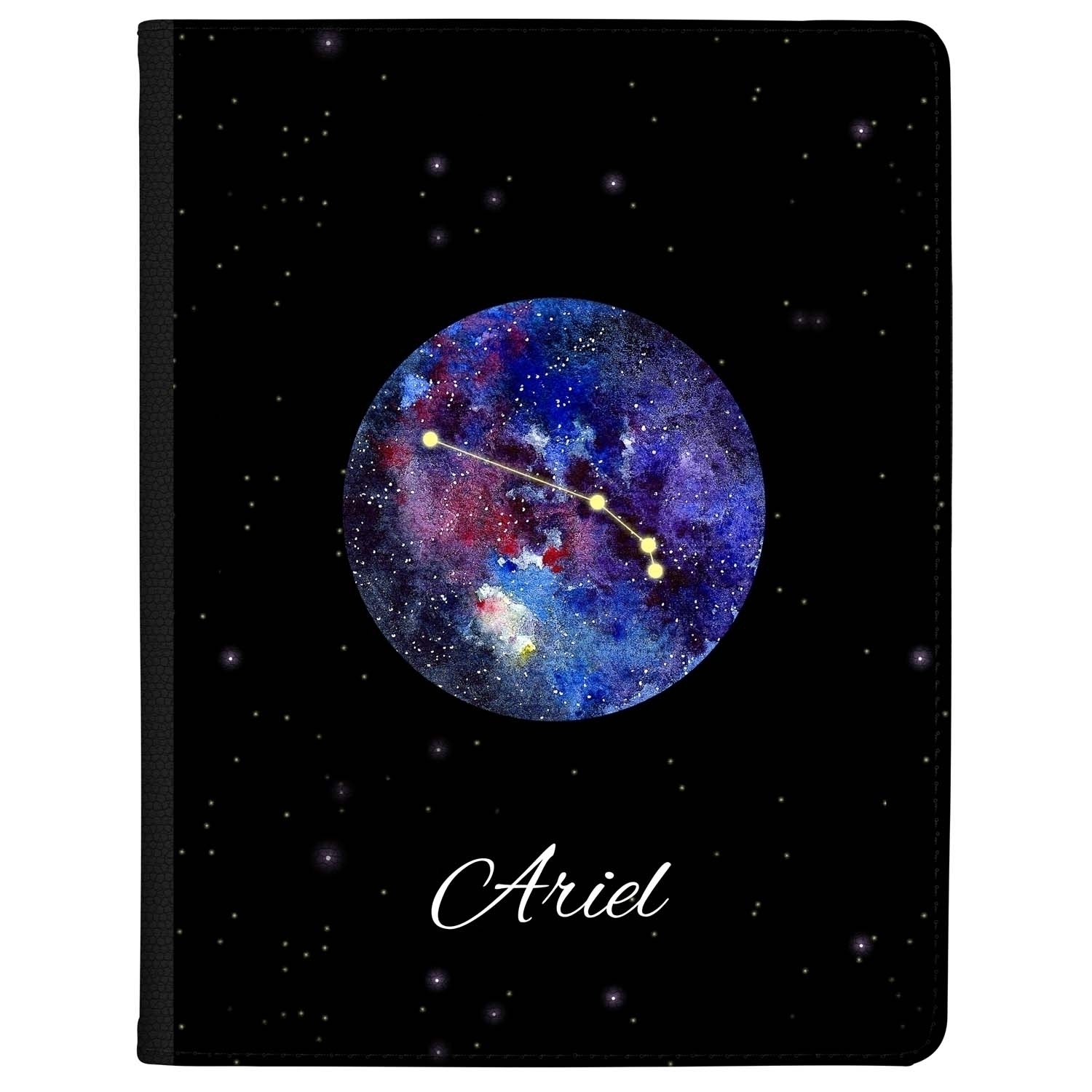 Astrology- Aries Sign tablet case available for all major manufacturers including Apple, Samsung & Sony
