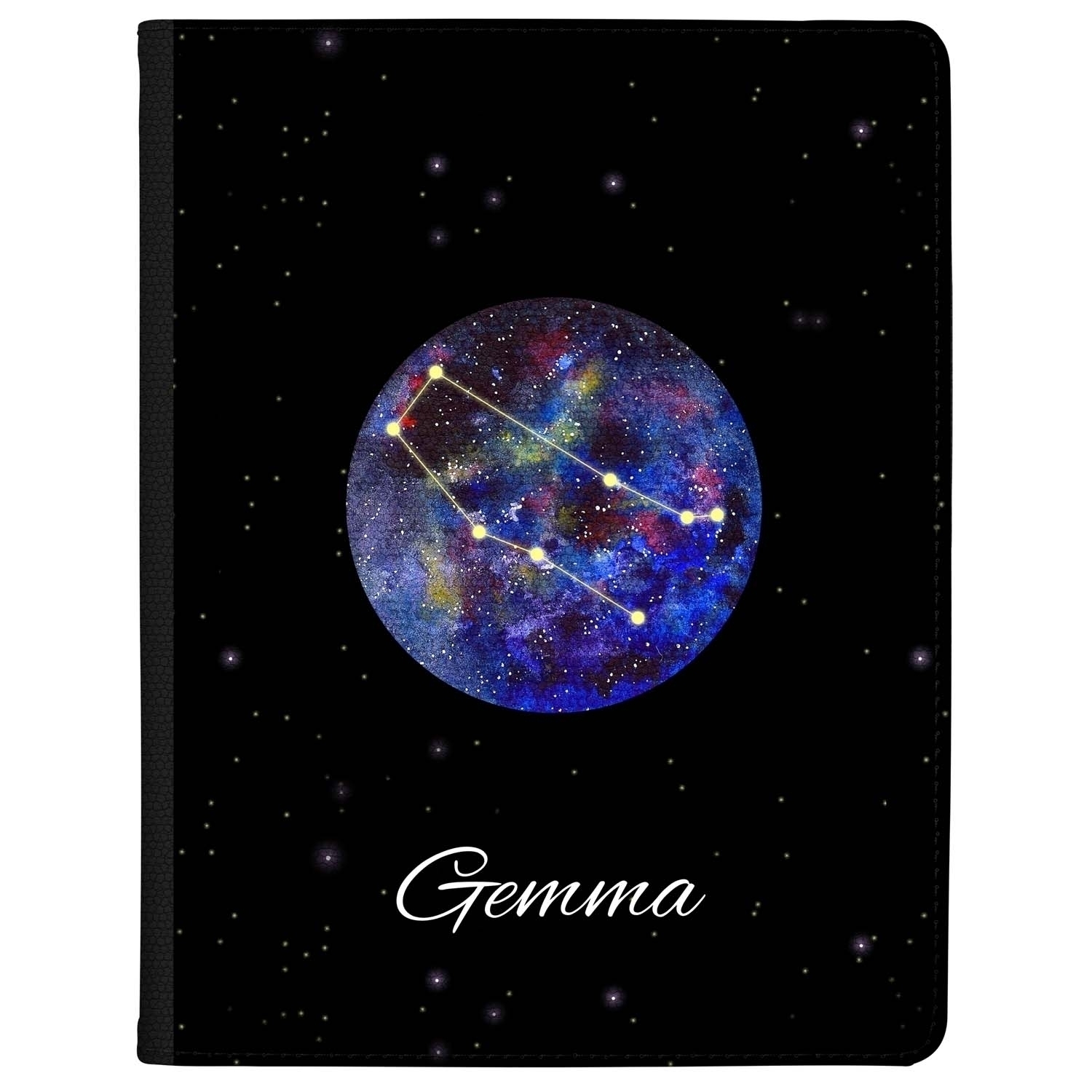 Astrology- Gemini Sign tablet case available for all major manufacturers including Apple, Samsung & Sony