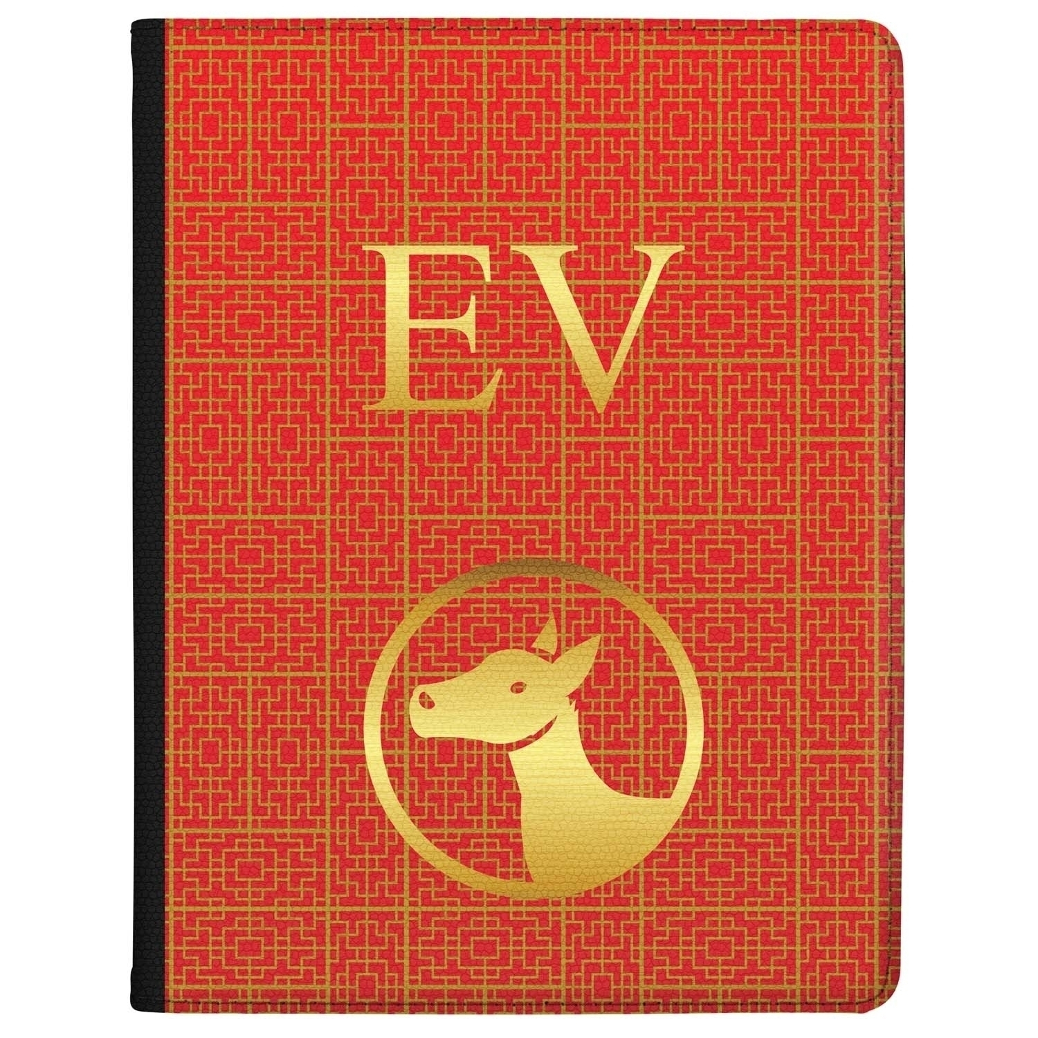 Chinese Zodiac- Year of the Dog tablet case available for all major manufacturers including Apple, Samsung & Sony