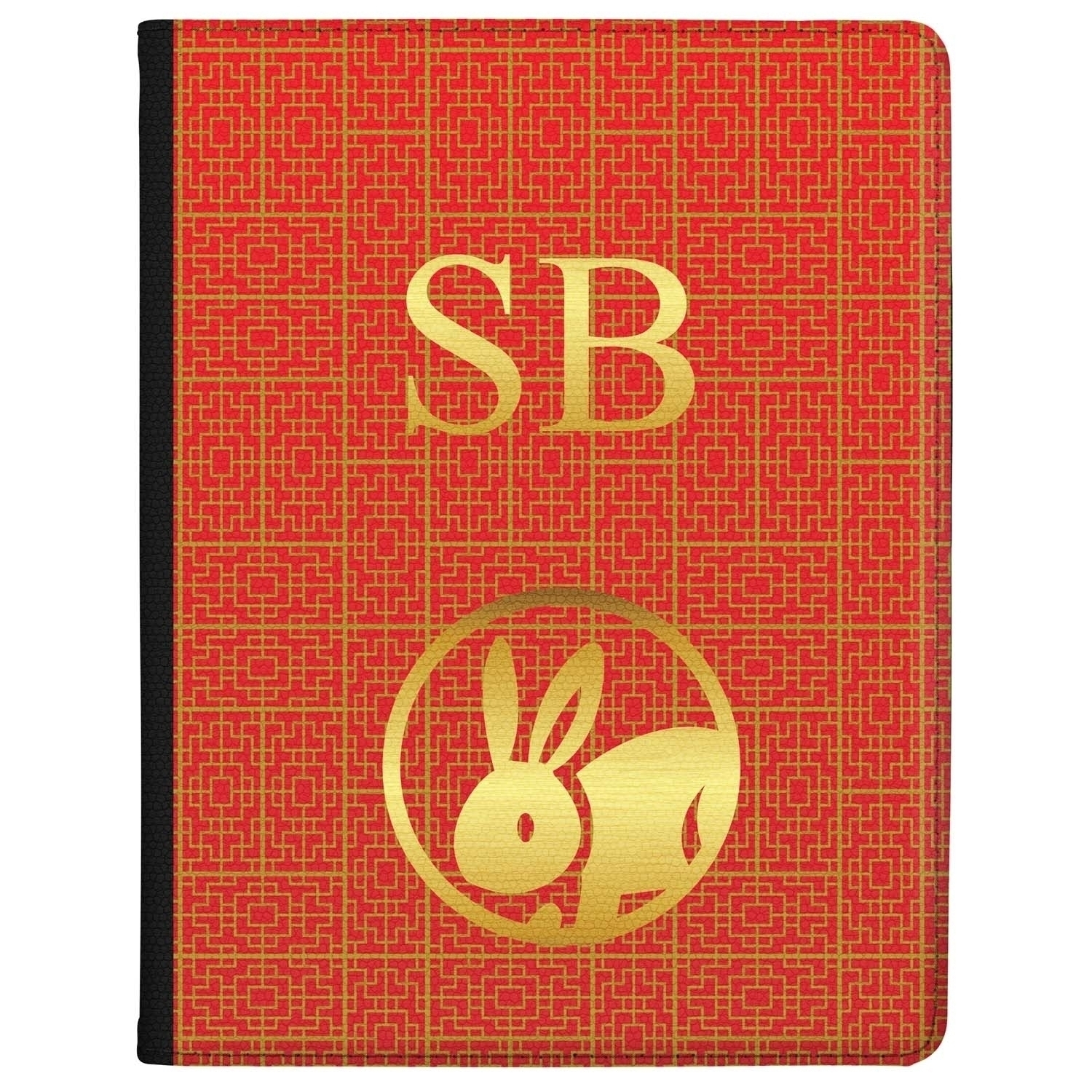 Chinese Zodiac- Year of the Rabbit tablet case available for all major manufacturers including Apple, Samsung & Sony