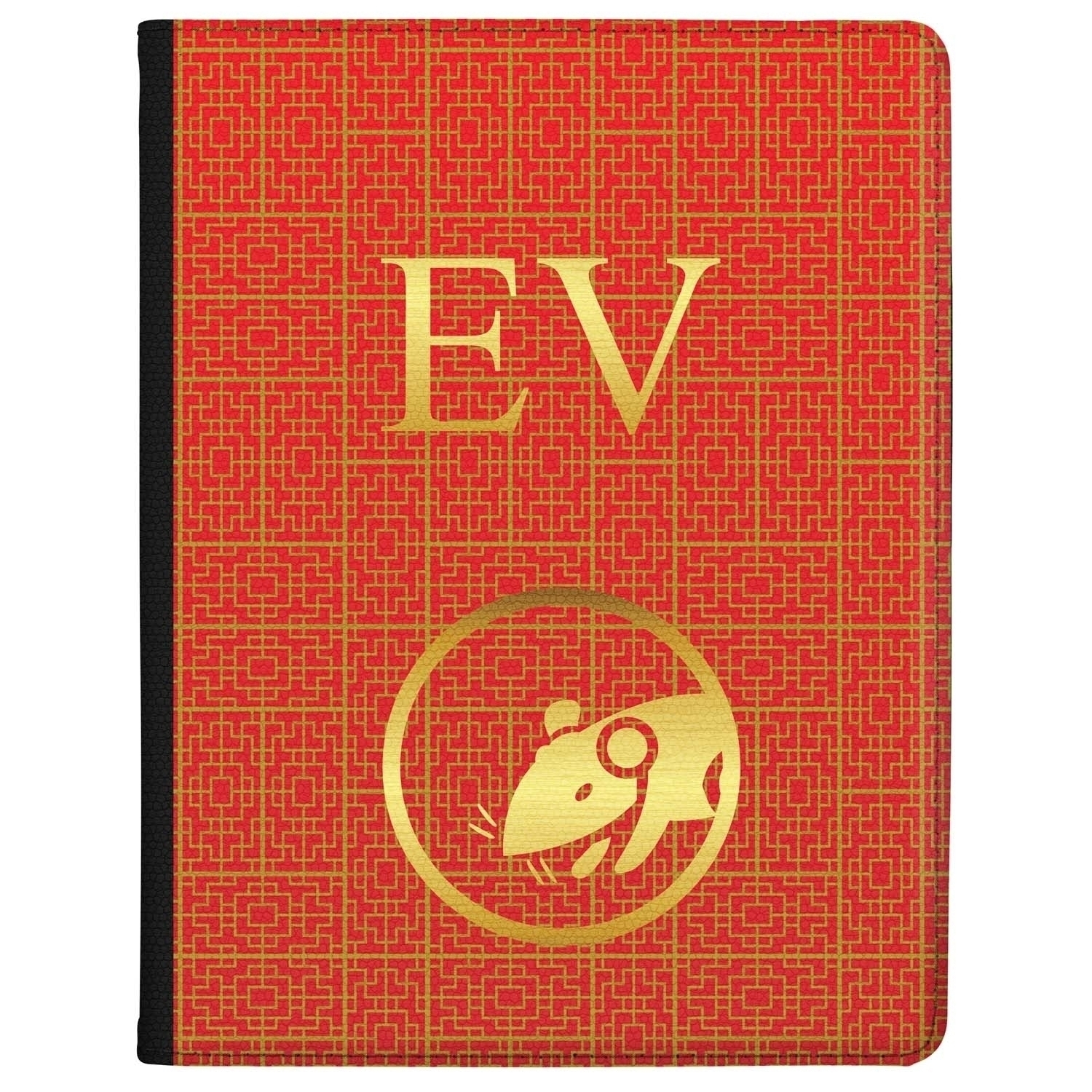 Chinese Zodiac- Year of the Rat tablet case available for all major manufacturers including Apple, Samsung & Sony
