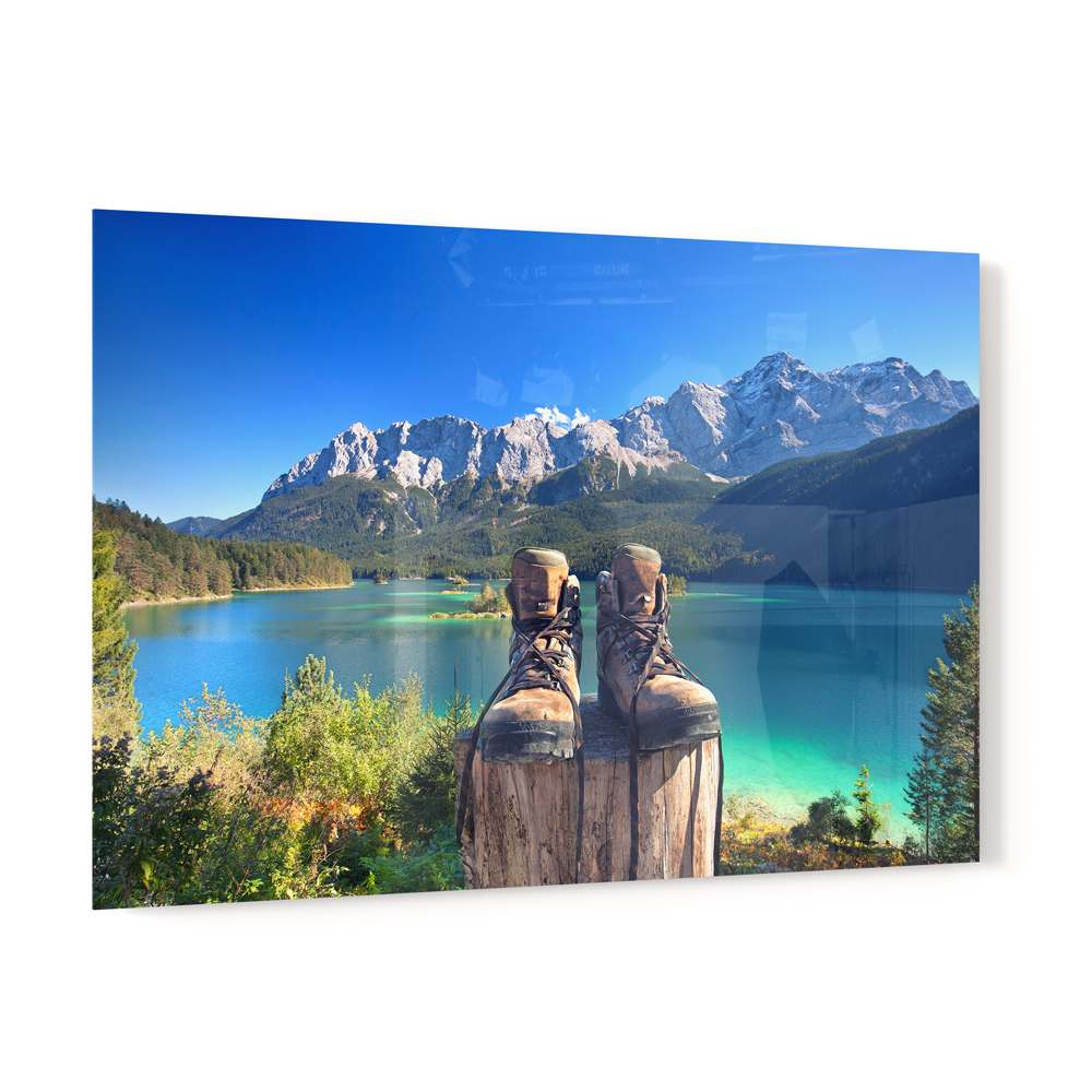 Personalised Photo Panel - 5mm Acrylic - 400x300mm