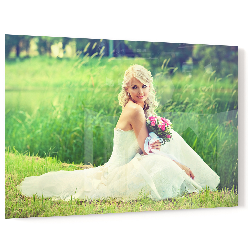 Personalised Photo Panel - 5mm Acrylic - 600x400mm