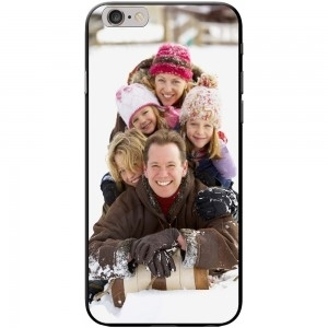 Personalised photo phone case for the Apple iPhone 6 Plus