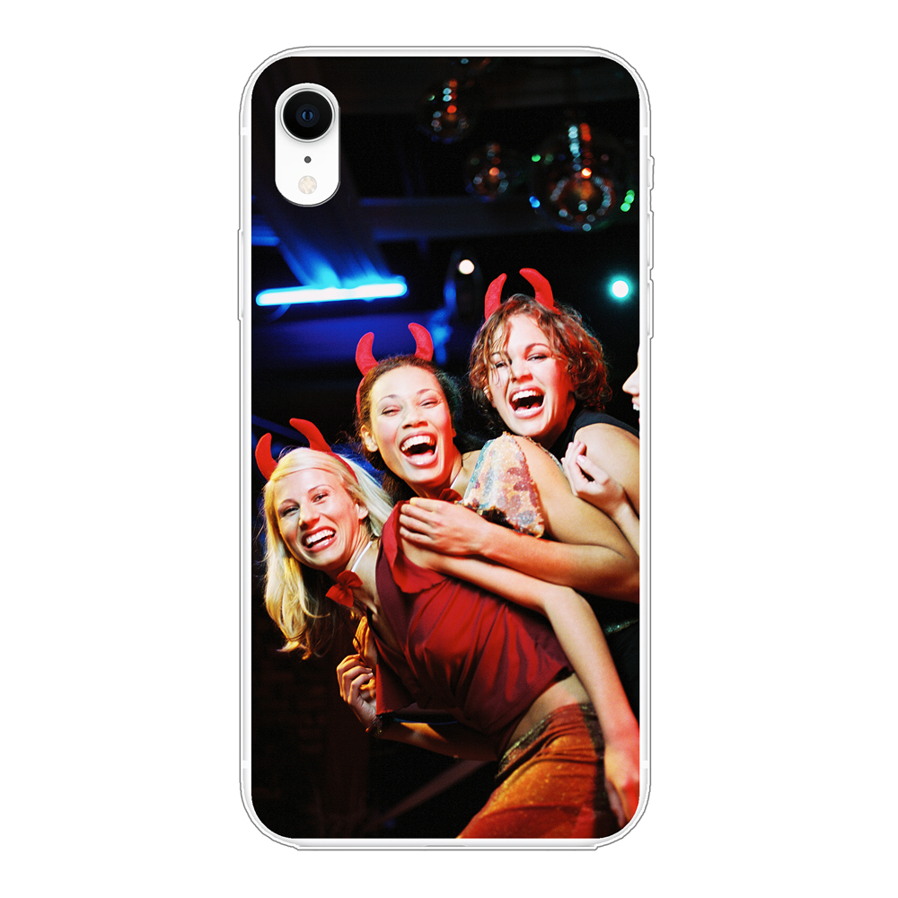 Personalised photo phone case for the Apple iPhone X (10)