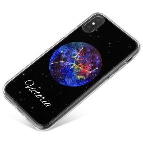Astrology- Virgo Sign phone case available for all major manufacturers including Apple, Samsung & Sony