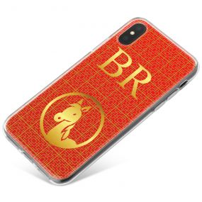 Chinese Zodiac- Year of the Horse phone case available for all major manufacturers including Apple, Samsung & Sony