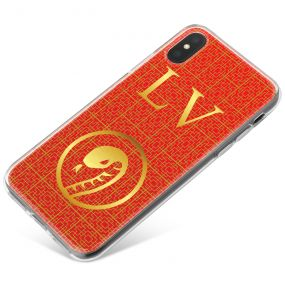 Chinese Zodiac- Year of the Snake phone case available for all major manufacturers including Apple, Samsung & Sony