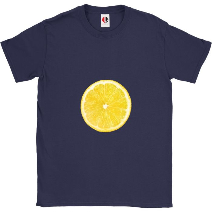 Kid's Navy T-Shirt (3-4 Years Old)