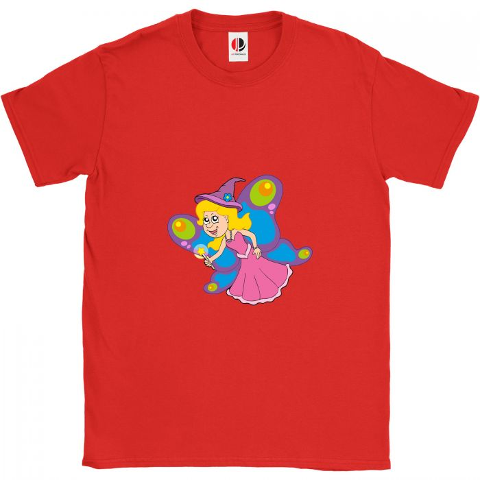 Kid's Red T-Shirt (3-4 Years Old)