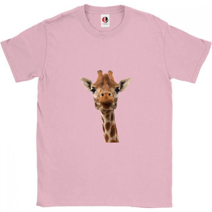 Kid's Baby Pink T-Shirt (3-4 Years Old)