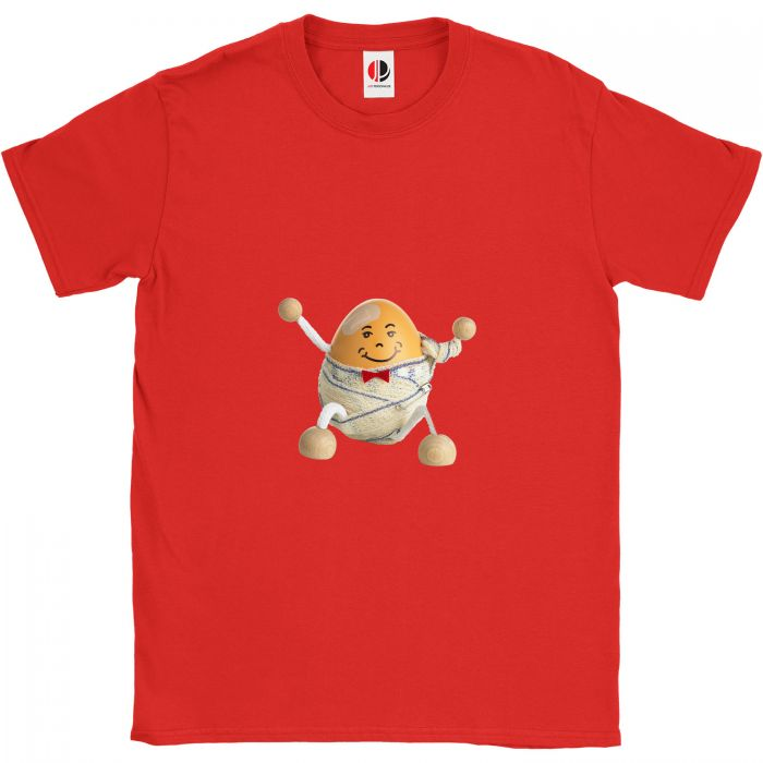 Kid's Red T-Shirt (7-8 Years Old)