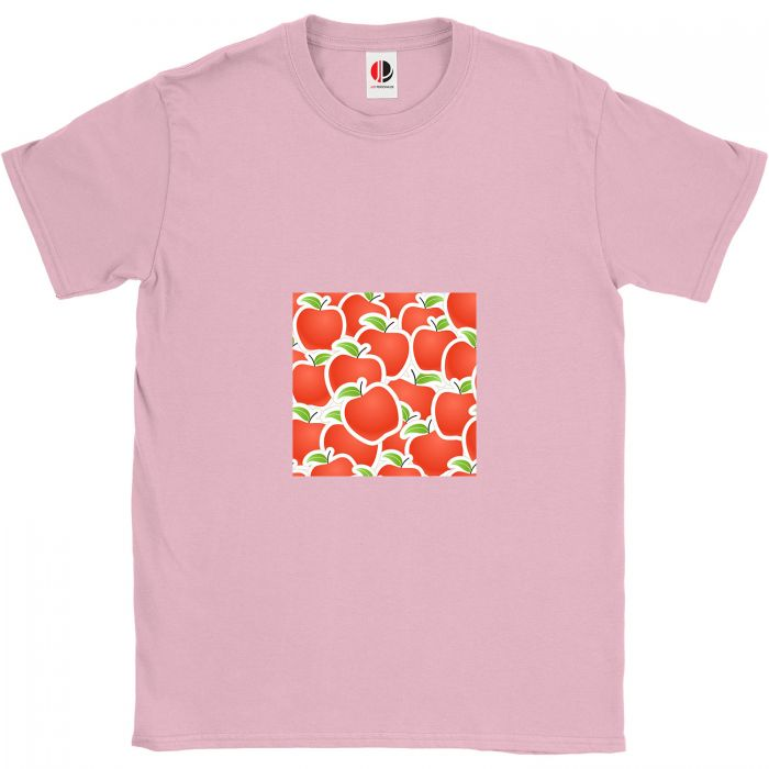 Kid's Baby Pink T-Shirt (7-8 Years Old)