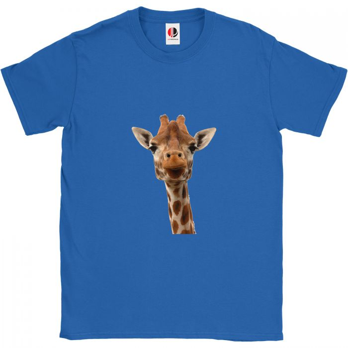 Kid's Royal Blue T-Shirt (7-8 Years Old)