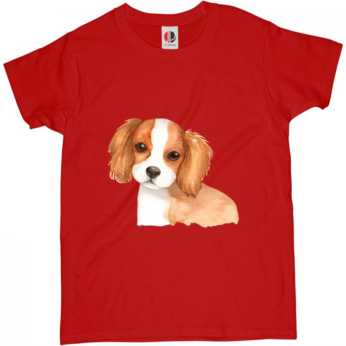 Women's Red T-Shirt (Large)