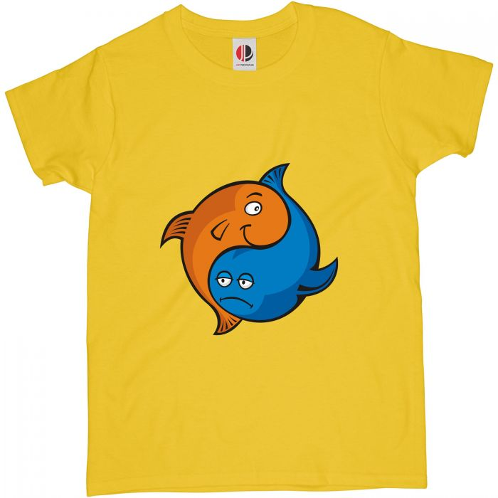 Women's Yellow T-Shirt (Medium)