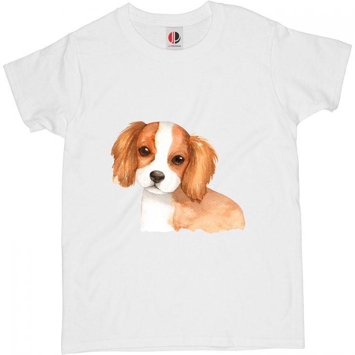 Women's White T-Shirt (Medium)