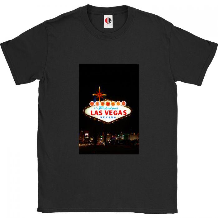 Men's Black T-Shirt (2XLarge)