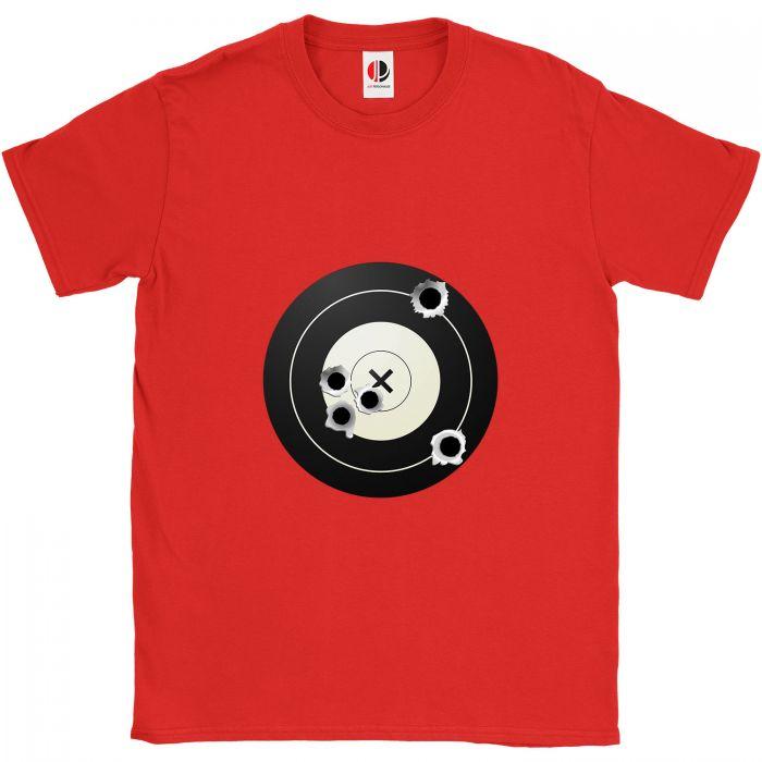Men's Red T-Shirt (2XLarge)