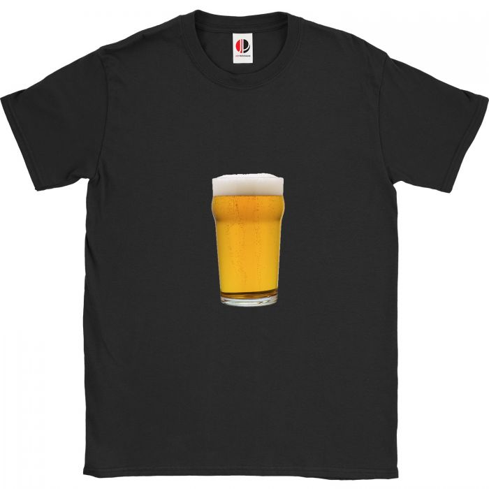 Men's Black T-Shirt (4XLarge)