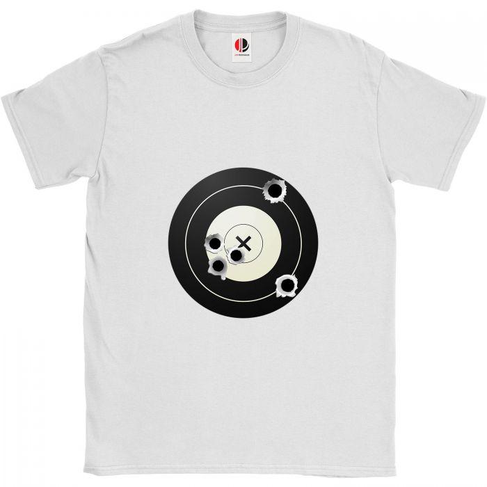 Men's White T-Shirt (4XLarge)