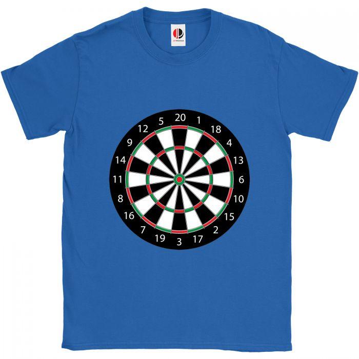 Men's Royal Blue T-Shirt (Large)