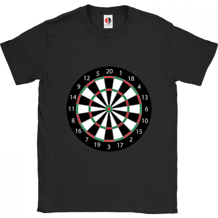 Men's Black T-Shirt (Small)