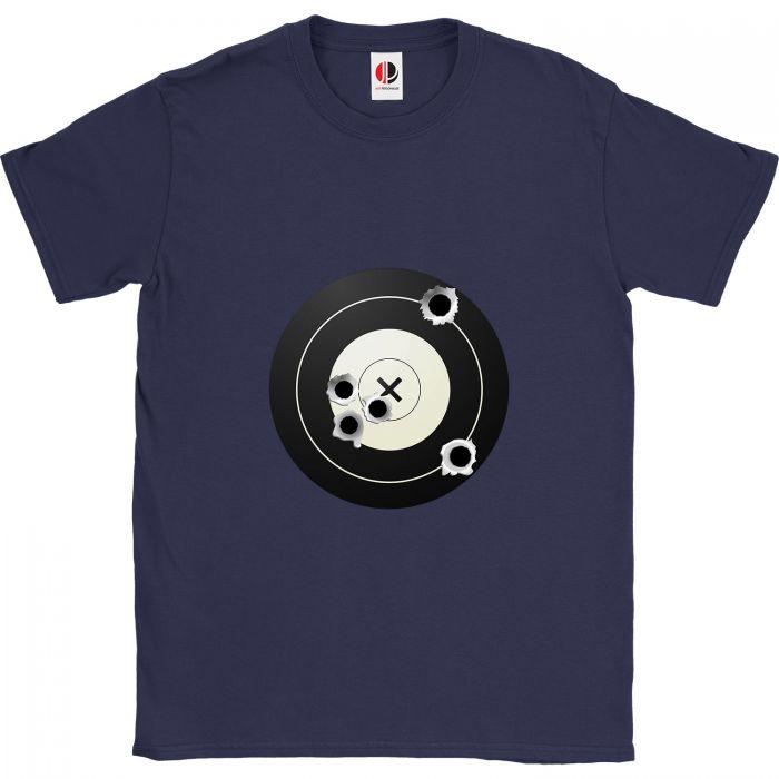 Men's Navy T-Shirt (Small)