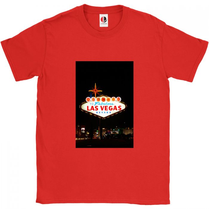 Men's Red T-Shirt (Small)