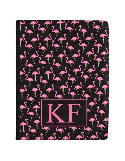 Pink Flamingos tablet case available for all major manufacturers including Apple, Samsung & Sony