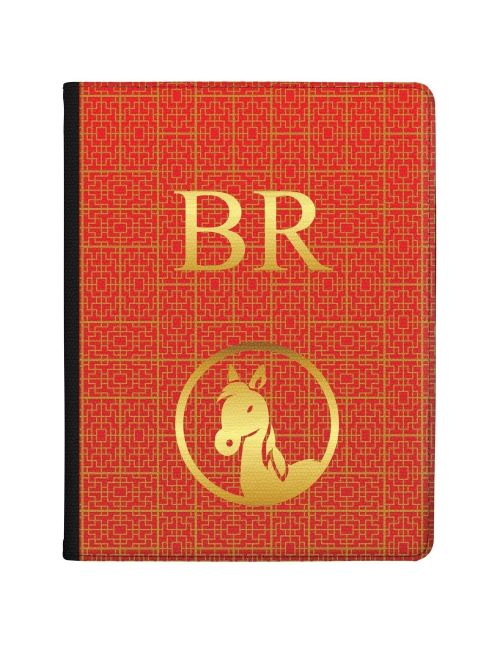 Chinese Zodiac- Year of the Horse tablet case available for all major manufacturers including Apple, Samsung & Sony