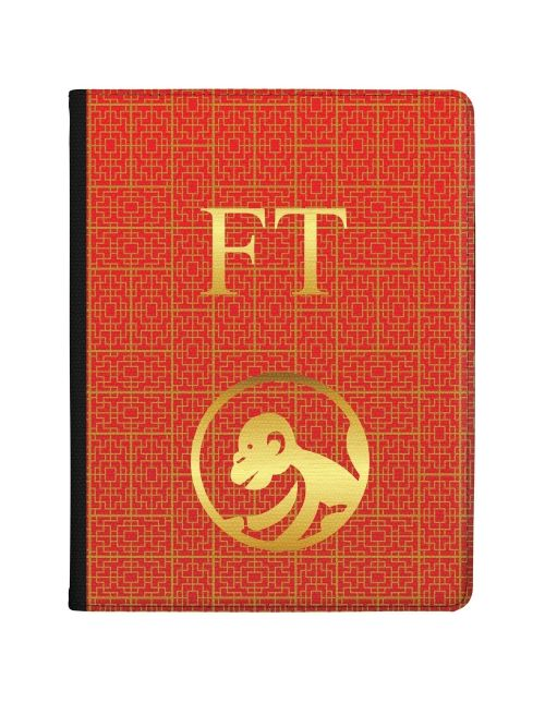 Chinese Zodiac- Year of the Monkey tablet case available for all major manufacturers including Apple, Samsung & Sony