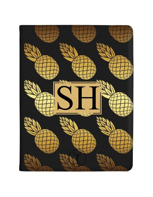 Golden Pineapples tablet case available for all major manufacturers including Apple, Samsung & Sony