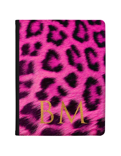 Cheetah Print - Pink tablet case available for all major manufacturers including Apple, Samsung & Sony