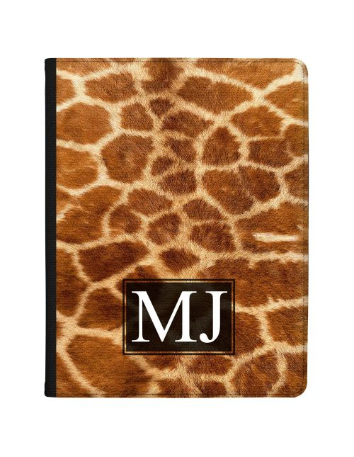 Giraffe Print tablet case available for all major manufacturers including Apple, Samsung & Sony
