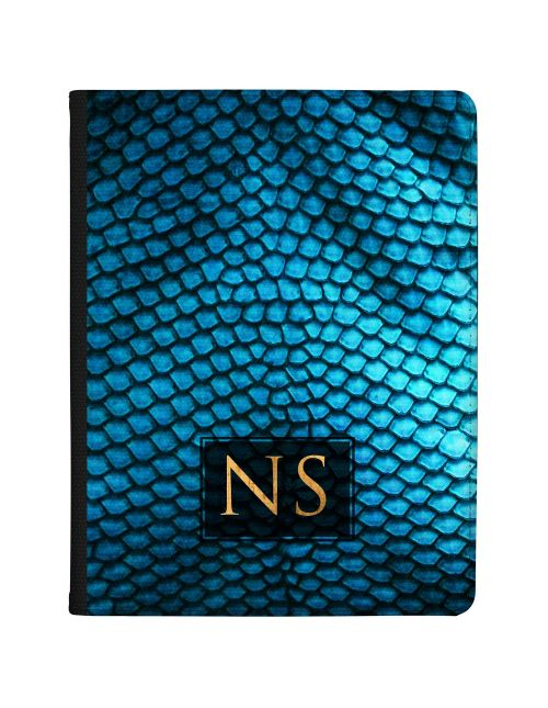 Lizard Skin - Sapphire Blue tablet case available for all major manufacturers including Apple, Samsung & Sony