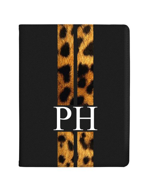 Racing Stripes - Cheetah tablet case available for all major manufacturers including Apple, Samsung & Sony