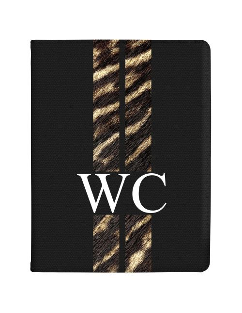 Racing Stripes - Serval tablet case available for all major manufacturers including Apple, Samsung & Sony