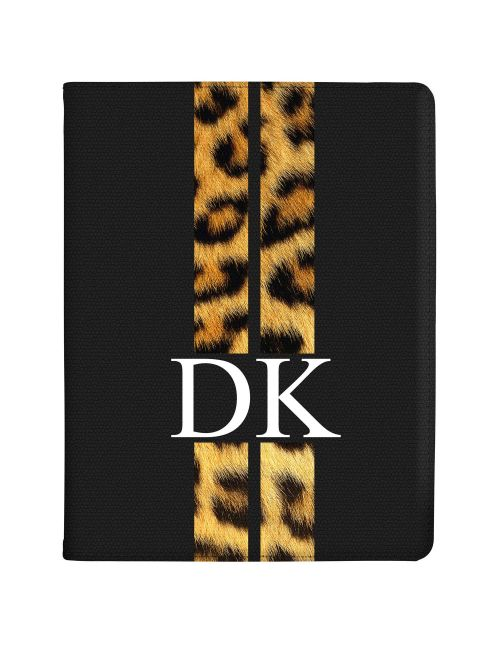 Racing Stripes - Leopard tablet case available for all major manufacturers including Apple, Samsung & Sony
