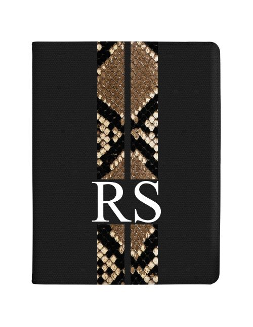 Racing Stripes - Rattlesnake tablet case available for all major manufacturers including Apple, Samsung & Sony