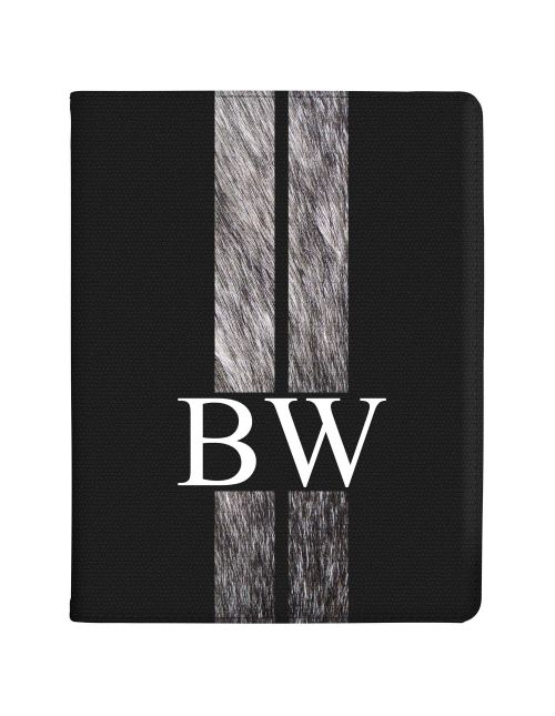 Racing Stripes - Wolf tablet case available for all major manufacturers including Apple, Samsung & Sony
