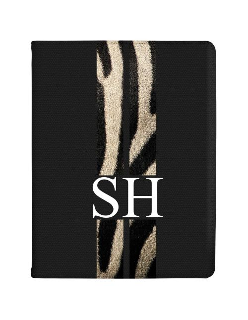 Racing Stripes - Zebra tablet case available for all major manufacturers including Apple, Samsung & Sony