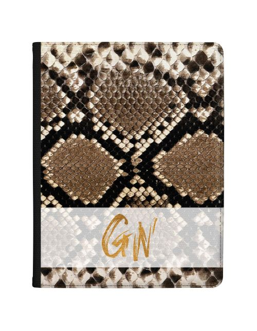 Rattlesnake Skin tablet case available for all major manufacturers including Apple, Samsung & Sony