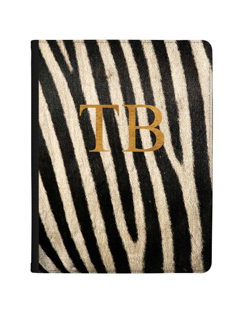 Zebra Print tablet case available for all major manufacturers including Apple, Samsung & Sony