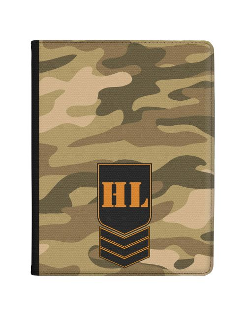 Desert Camo tablet case available for all major manufacturers including Apple, Samsung & Sony