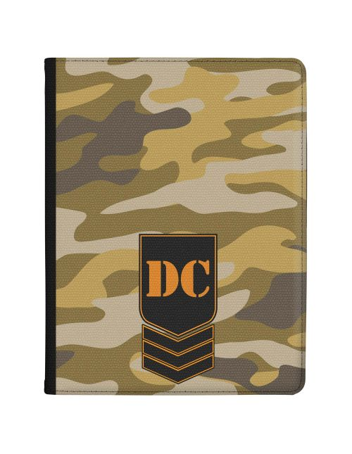 Dark Desert Camo tablet case available for all major manufacturers including Apple, Samsung & Sony