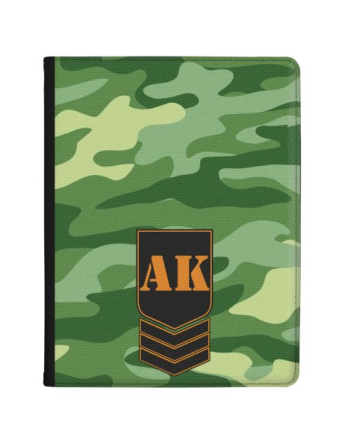 Green Camo tablet case available for all major manufacturers including Apple, Samsung & Sony