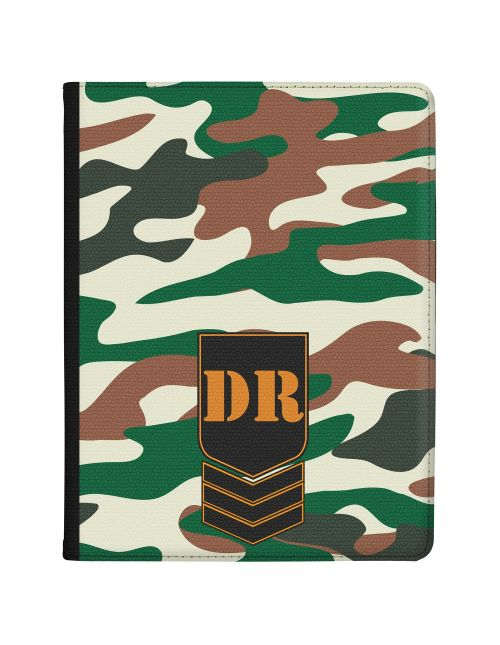 European Classic Camo tablet case available for all major manufacturers including Apple, Samsung & Sony