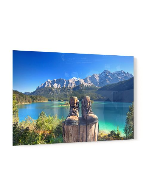 Personalised Photo Panel - 5mm Acrylic - 400x300mm